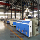 Ligne de production de PVC en mousse de PVC / Meuble et tablette de décoration Machine / Double Extrudeuse à vis conique WPC Meubles en PVC Plaques en mousse Extruder Machine Line