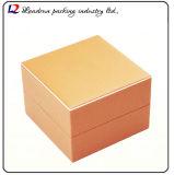 Cadre de mémoire en cuir de luxe d'étalage d'emballage de montre (Sy0138)