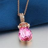 Collar de plata elegante del colgante de la joyería de la manera 925 Stelring