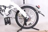 Сбывание Aest горячее! Алюминиевый велосипед мотора рамки, облегченный электрический миниый велосипед для старой, Bike батареи Li-иона электрический