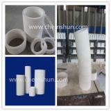 Tubo resistente all'uso della curvatura per strumentazione di trasporto meccanica