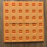 Tijolo das cortinas da mobília do hotel da Quente-Venda tátil - PVC inoxidável