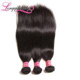 Волосы Remy естественной сырцовой девственницы верхнего качества малайзийские прямые