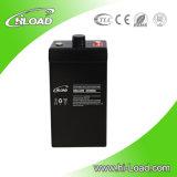 発電所およびサブステーションのための100%密封されたゲル電池