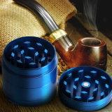 4 strati del metallo del tabacco del frantoio della mano del Muller del fumo della smerigliatrice dell'erba