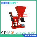 Machine de fabrication de brique écologique de machine manuelle de bloc d'Eco Brava