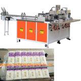 Una macchina imballatrice dei 12 dei sacchetti del tovagliolo tessuti del tovagliolo