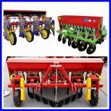 Semoir de blé/machine planteur de maïs pilotés par entraîneur avec le distributeur d'engrais