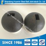 高い硬度の鍛造材鋼鉄粉砕の球を低身に着けなさい