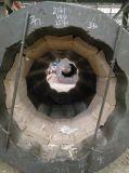 Colonna montante del getto per la colata in lingottiera d'acciaio