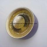 Buntes Drucken-kundenspezifischer Pappgeschenk-Wimper-Kasten für Kosmetik-Produkte