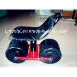Carro resistente do serviço da roda vazia