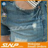 2016 jeans all'ingrosso dell'indumento mettono la breve mutanda in cortocircuito del denim