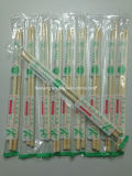 Palillos de bambú redondos disponibles descubiertos