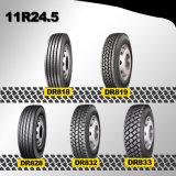 Bordas dos pneus por atacado dos produtos de China e pneus radiais para a venda