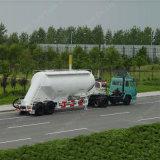met Compressor van de Lucht Twee drogen de Assen de BulkAanhangwagen van de Tanker van het Cement