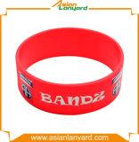 Ha annunciato il Wristband del silicone con il doppio marchio laterale