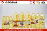As melhores máquinas de embalagem do petróleo comestível da qualidade para frascos plásticos