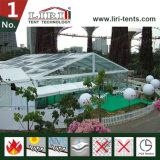 Tenda trasparente della tenda foranea delle 300 genti per il ristorante esterno