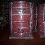 Rojo del óxido de hierro para la pintura y la capa