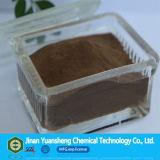 Calcium jaune Lignosulphonate pour l'eau réduisant le mélange (CF-2)