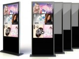 84inch Kiosk LCD Advertizing Display