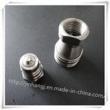 Edelstahl-Kugel-pneumatischer Stecker