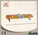 Halogène ambre de dôme tournant Lightbar (TBD-GC-110Z)