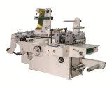 Rtmq-520 broodje om de machines te rollen van de Snijder van de Matrijs van het Etiket met het Hete Stempelen
