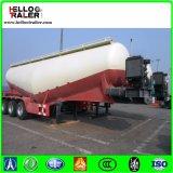 De bulk Semi Aanhangwagen van de Tank van het Cement met de Compressor van de Lucht en Motor Desiel