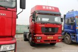 2017 de nieuwe Model Hete Verkoop van de Vrachtwagen van de Tractor van Shacman 6X4 420HP