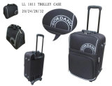 Preiswertes Laufkatze-Gepäck-reisender Beutel