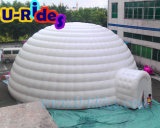 barraca inflável enorme redonda do Igloo de 12m para o evento
