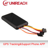 Free Software (FK60)를 가진 세계 Smallest Car GPS Tracker