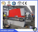 WC67Y-125X3200 E21 hydraulische Presse-Bremse, hydraulische Stahlplatten-verbiegende Maschine
