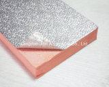 di alluminio impresso
