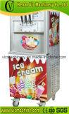 Crême glacée de la saveur BL-832 trois faisant la machine