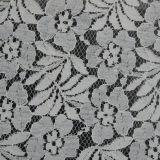 Cotone alla moda classico/tessuto di nylon del merletto