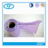 Мешок отброса LDPE цены изготовления на крене