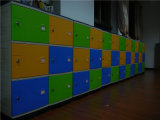 Battere Down ABS Plastic Locker per Student
