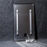 Painel infravermelho do espelho do aquecimento do carbono elétrico bonito no banheiro