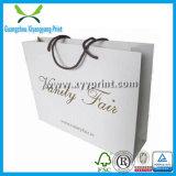 Individuelle Förderung Papier Geschenktüte mit Logo Print