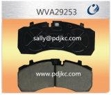 Подкладочная плита Wva29253 пусковых площадок тормоза тележки