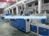 PVC 모조 대리석 생산은 선을 기계로 가공한다