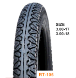 Motorrad-Reifen 3.00-17 3.00-18 für Afrika