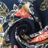 طباعة خاصّ بالأزهار حافة [رون فبريك] لأنّ نساء ثياب