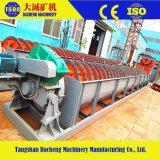 Machine à laver de rondelle de sable de spirale de bonne qualité