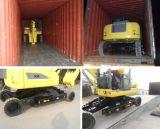 Boa máquina escavadora da primeira classe do preço para a venda em Shandong China