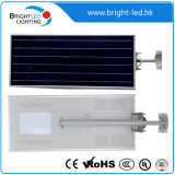 Hohes Lumens IP65 30W 6-7m LED Solar Street Light