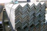 低価格50X50X5の角度棒、電流を通された鋼鉄角度棒
